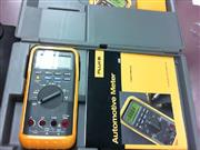 Fluke Multimeter 88 with Case and Manuals